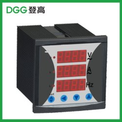 Active Reactive and Apparent Power Measuring Device