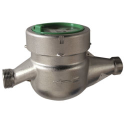 Water Meter Body -Stainless Steel Invesment Casting Lost Was Casting Precision Casting Parts