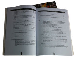 High Quality Black and White Colour Education Book (YY-E0004)