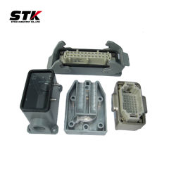 Aluminum Alloy Die Casting Parts for Industry Accessories (STK-ADC-188)