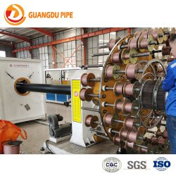 Best Quality Reinforcing Steel Wire Mesh Pipe HDPE Thermoplastic Pipes