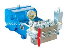Sewer Jetting Jet High Pressure Hydraulic Water Cleaning Pump Equipment