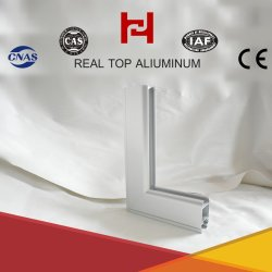 Anodized Surface Treated Aluminium Alloy Profiles for Doors and Windows