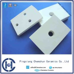 Alumina Ceramic Industry Linings with Hole for Combustion System