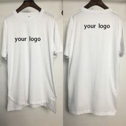 48dcf5edb06 Wellone Top Sell Short Sleeve Custom Heat Transfer Printing 180GSM 100%  Cotton Fashion Men White