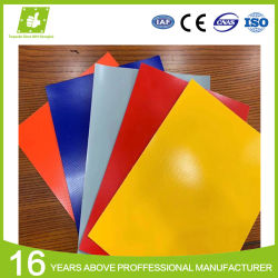 Waterproof Polyester Canvas Vinyl Tarp PVC Coated Fabric Tarpaulin for Truck Cover and Tent