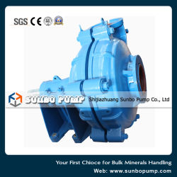 Ultra Heavy Duty Splite Casing Single Stage End Suction Horizontal Slurry Pump