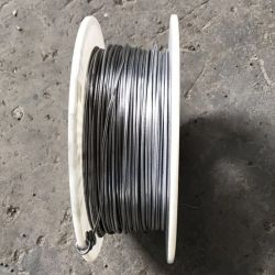 Lead Alloy Wire Used in Lead Acid Battery Terminal Production