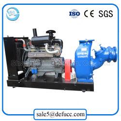 Non Clog Self Priming Diesel Engine Industrial Centrifugal Slurry Pumps
