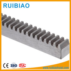 C45# Steel Iron High Precision Prime Quality Rack and Pinion Gears