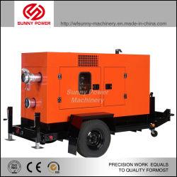 "Chinese Trolley Diesel Water Pump 2""Fire Fighting Equipment"