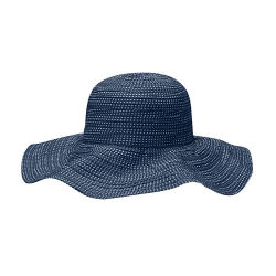 a8917b5b7f3 Wholesale Folding Sun Visor Woven Straw Hat