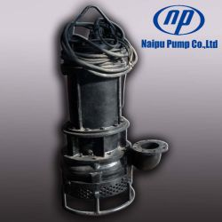 Zjq Submersible Sewage Slurry Pump