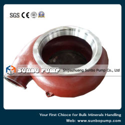 High Chrome Alloy Wear Resistance OEM Centrifugal Slurry Pump Spare Parts