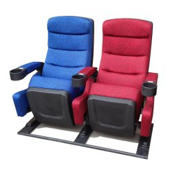 Cinema Chair China Auditorium Hall Seat Movie Theater Seating (SD22H)
