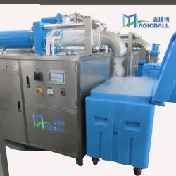 5.5V Dry Ice Making/Blasting CO2 Dry Ice Pelletizer Machine Wholesale Price