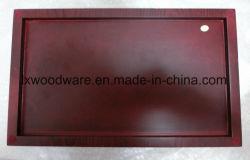 Burl Matt Wooden Tea Food Jewelry Packaging Storage Display Gift Box
