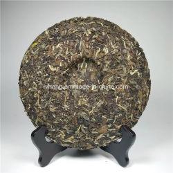 The Round White Tea