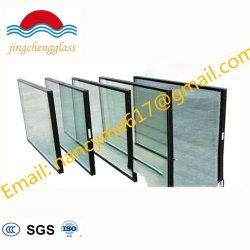 Double Glazing Clear Tempered Insulated Glass for Building Glass