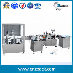 Eyedrop Filling Capping Machine