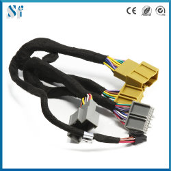 Low Voltage Industrial Professional Microphone Aux Car Audio Cable