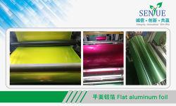 Colored Heat Resistant Waterproofing Color Painted Aluminum Alloy Foil