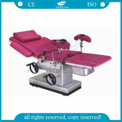 AG-C102D-2 Ce ISO Approved Manual Medical Examination Chair