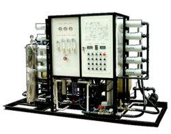 Seawater Treatment Equipment Portable Seawater Desalinator Small RO System