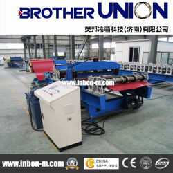 Coil Cut to Length Ctl Line Machine Ecl-8X1600