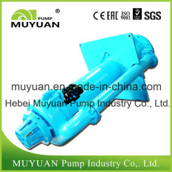 Heavy Duty Effluent Hanlding Coal Preparation Vertical Slurry Pump