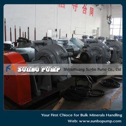 Wear Resisting High Efficiency Slurry Pump with Metal Lined