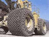 off The Road Tires Protection Chains Cadenas Proteccion 1800-25