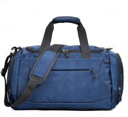 Distributor Custom Sport Shoulder Holdall Weenkend Duffle Fashion Gym Sports Travel Duffel Bag
