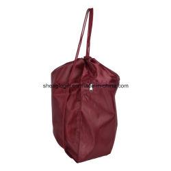 Polyester Economical Sport Drawstring Bag Cinch Pack
