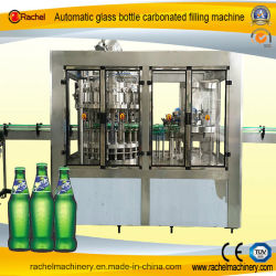 Nite Carbonated Wine Filling Capping Machine