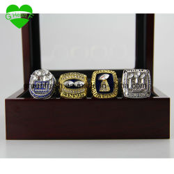 Hot New York Giants Set Sports Jewelry with Drop Shipping