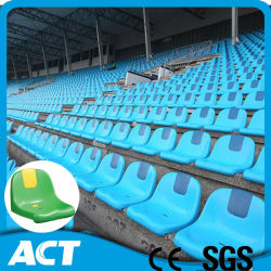 Hot Polypropylene Fixed Plastic Stadium Chair, Bucket Seat for Sale
