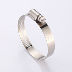 "1/2"" Band Stainless Steel American Type Hose Clamp"