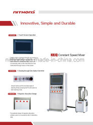 Oilfield Cement Slurry Test Machine with Constant Speed Mixer