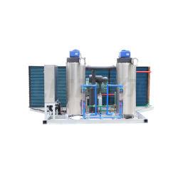 10t Slurry Ice Maker Machine for Fruits / Vegetables / Meat Application