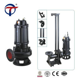 Underwater Sand and Mining Sewage Suction Pump for Solid Processing