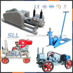 High Pressure Pump Jet Grouting Machine for Cement, Slurry