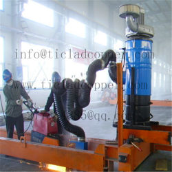 Industrial Vacuum Cleaner for High Speed Train Production Line/ High Speed Train Industry / Dust Collector/Dust Suction Machine/Dust Extractor