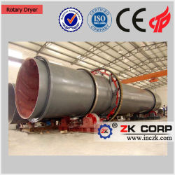 High Capacity 2-46 Tph Slurry Rotary Dryer