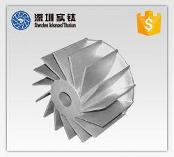 Investment Casting Titanium Turbine
