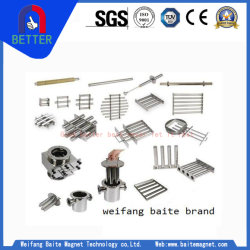 ISO9001 China Manufacturer Hopper Magnet/Magnet Grate for Steel/Cement Plant