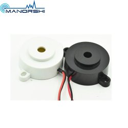 Mini DC Interval 24V Mobile Piezoelectric Buzzer