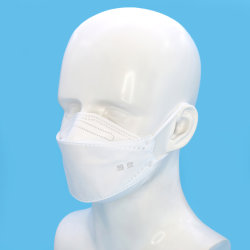 Washable 4-Ply Disposable Dust Safety Wholesale Best Buy Safety Sport Dust Anti Air Pollution Disposable Meltblown Nonwoven Mask