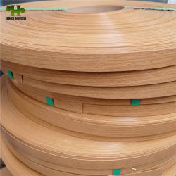 PVC Edge Banding Plastic Table Edge Band for Particle Board Profile