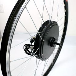 "Agile 26"" Double Aluminum Rim 48V 1000W Electric Bike Kit From China"